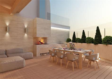 Balcones y terrazas modernos de rash_studio moderno ...