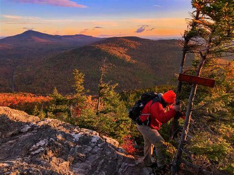 Bald Mountain and Saddleback Wind Trail   Maine Trail Finder