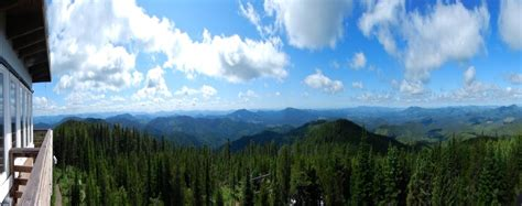 Bald Mountain Lookout Campground, Clarkia, Idaho   REI ...