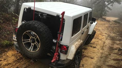 Bald Mountain Trail, VA   Jeep JK   YouTube
