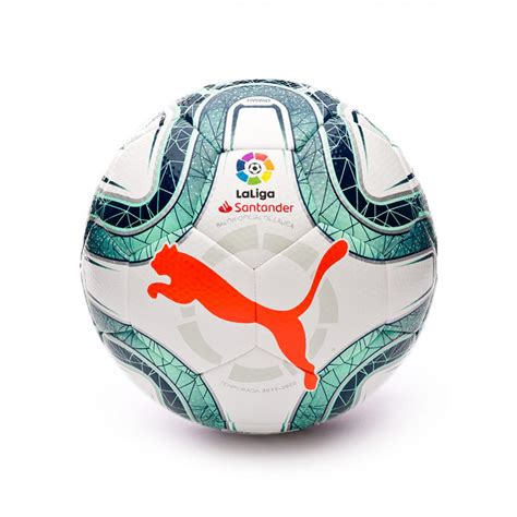 Ball Puma LaLiga Hybrid 2019 2020 White Green   Tienda de ...