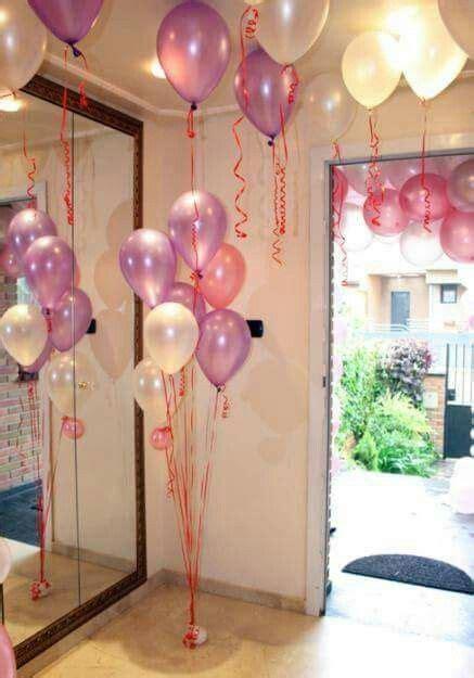 Balloons | Balloon decorations, Balloons, Birthday decorations