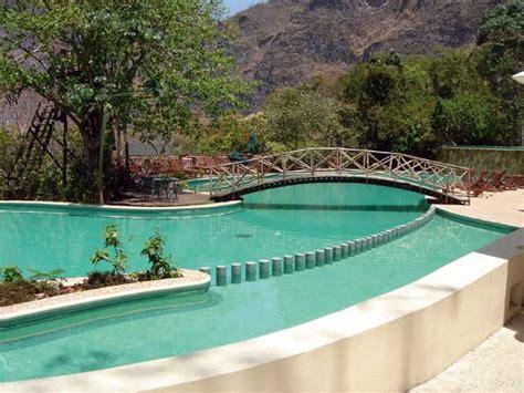 Balnearios de Chiapas en Mexico