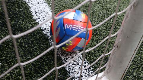 Balón de fútbol adidas de Lionel Messi. #futbolmaniakids # ...