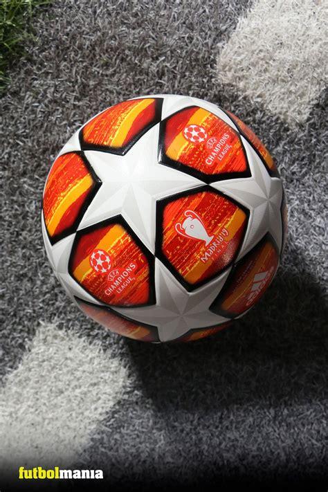 Balón de fútbol adidas Oficial de la Final de la UEFA ...