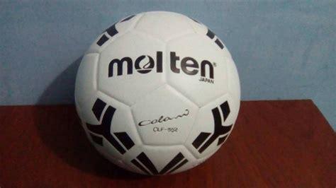 Balon De Futbol Sala Molten Número 3 *nuevo*   Bs. 7,50 en ...