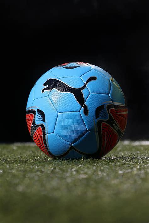 Balón fútbol Puma One Star talla 5   azul y rojo Foto ...