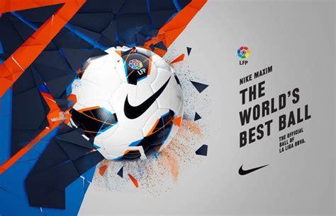 Balón Nike Maxim Liga Española http://www.futbolmanianet ...