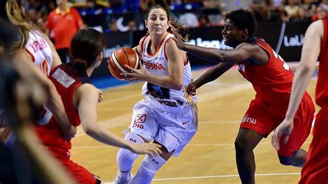 Baloncesto   Amistoso preparación Mundial Femenino: España ...