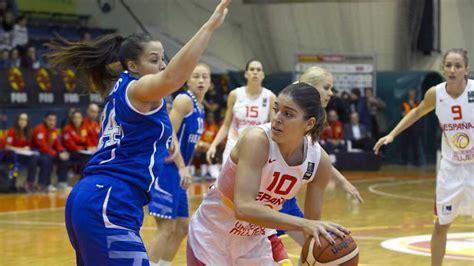Baloncesto   Clasificación Cto. Europa femenino: España ...