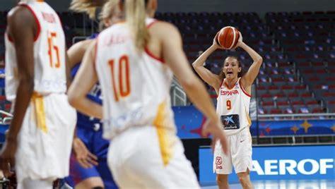 Baloncesto femenino: España busca el pleno ante Letonia ...