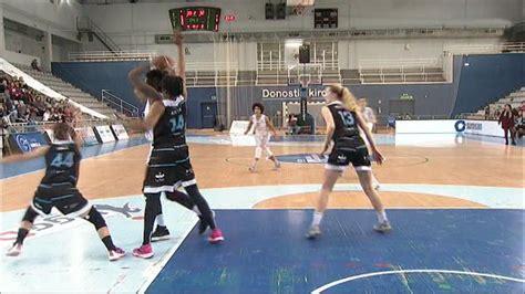 Baloncesto femenino   Liga DIA 12ª jornada: IDK Gipuzcoa ...