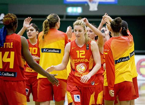 Baloncesto femenino | Preeuropeo | España arrasa a ...