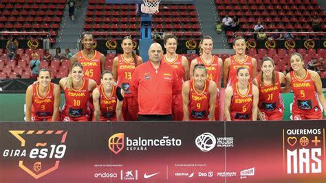 Baloncesto: la selección española femenina afronta su ...