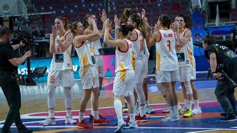 Baloncesto: la selección española femenina conocerá este ...