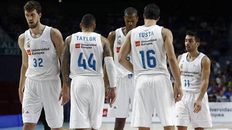 Baloncesto: Real Madrid Zaragoza: TV, horario y dónde ver ...