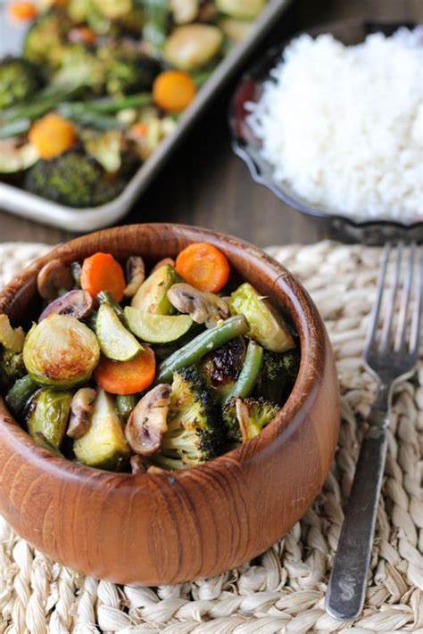 Balsamic and Soy Vegetable Medley | Recipe | Vegetable ...