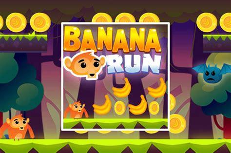 Banana Run: Jugar Banana Run Gratis   Juegos Online