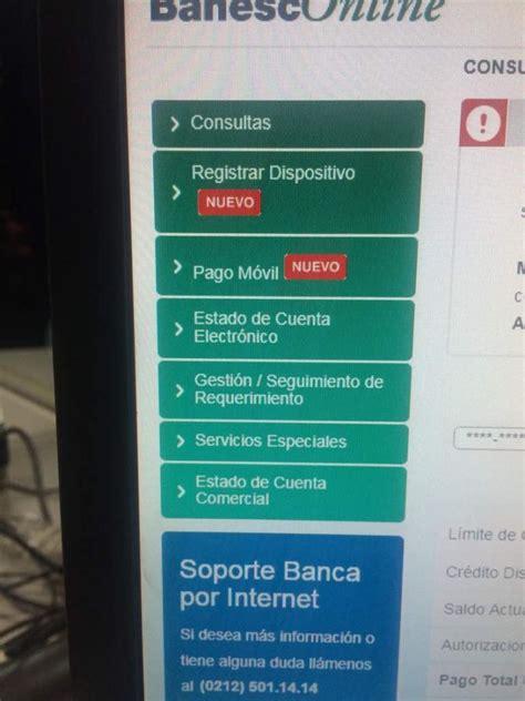 Banca ajusta sus portales web para ofrecer pago móvil ...