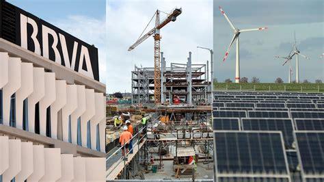 Banca, construcción o energías renovables, ¿en qué sector ...