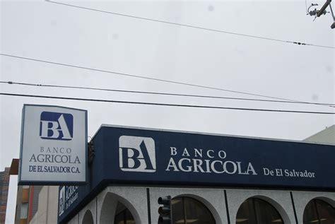 Banco Agricola De El Salvador on Mission St in San Francis ...