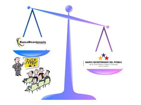 Banco Bicentenario del Pueblo de la Clase Obrera Mujer y ...