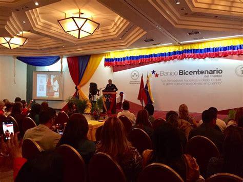Banco Bicentenario del Pueblo reúne a sus empleados de los ...