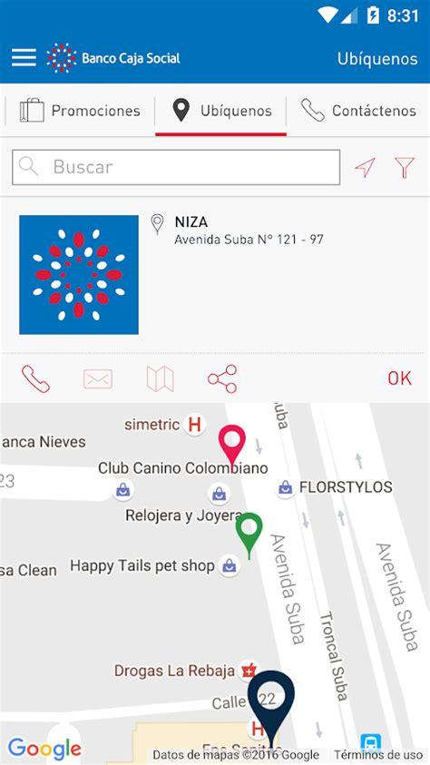 Banco Caja Social Móvil   Aplicaciones Android en Google Play
