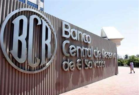 Banco Central de Reserva de El Salvador   San Salvador ...