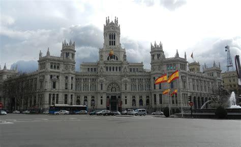 Banco De España – #RamblersAbroad