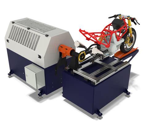 Banco de pruebas moto de competición   ÆIO Enginyers