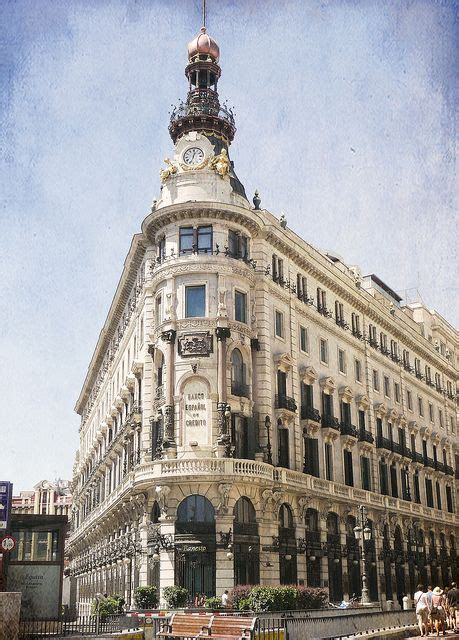 Banco Español de Crédito, Madrid, España   España ...