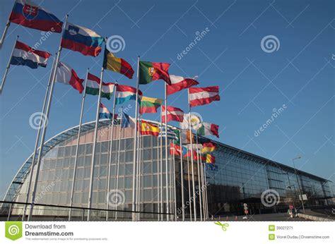 Banco Europeo De Inversiones  BEI  Imagen de archivo ...