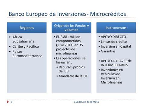 Banco Europeo De Inversiones Ofertas De Empleo   prestamos ...