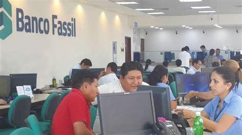Banco Fassil ofrece la tasa más baja de interés para ...