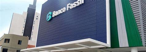Banco Fassil supera USD 2.000 millones en activos   Banco ...