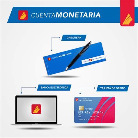 Banco GyTContinental on Twitter:  Las cuentas monetarias ...