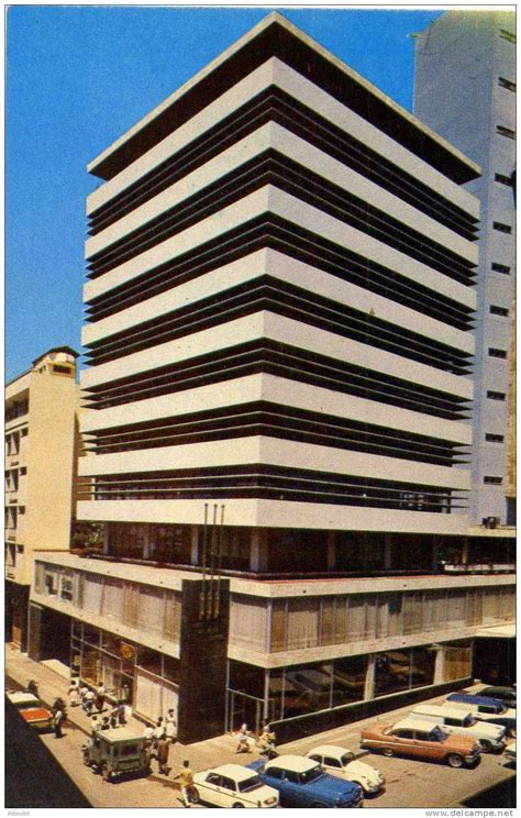Banco Industrial Colombiano, Cali. | Arquitectura