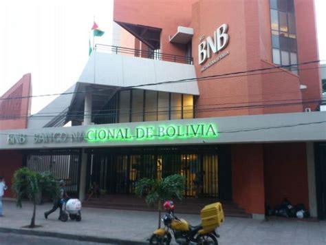 Banco Nacional de Bolivia   BNB en Santa Cruz de la Sierra