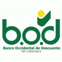 Banco Occidental de Descuento BOD 2008 Logo Vector  .CDR ...