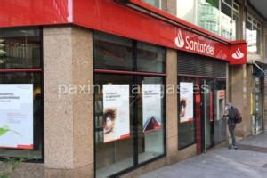 Banco Pastor  Grupo Santander    Vigo  Urzáiz, 116  Esq. c ...
