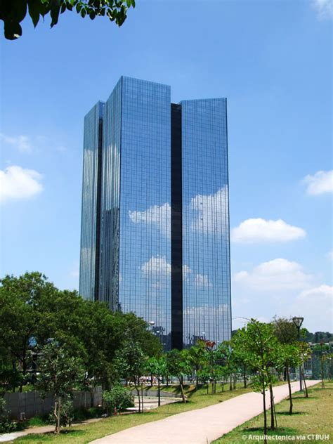 Banco Real Santander Headquarters   The Skyscraper Center