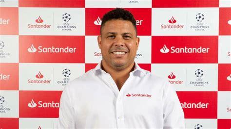 Banco Santander, a través del fútbol, apoya la lucha ...