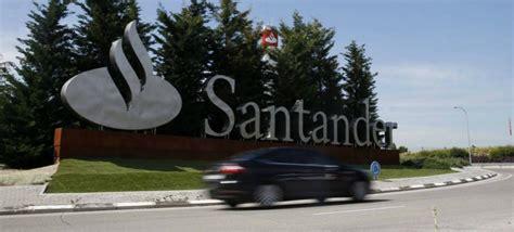 Banco Santander abrirá por las tardes sus sucursales Smart Red