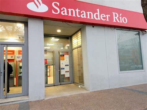 Banco Santander: así será la operatoria a partir del lunes 13