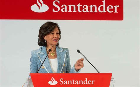 Banco Santander eleva un 4,5% el dividendo de 2018 y ...