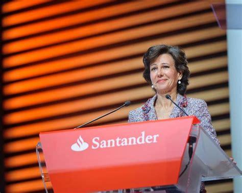 Banco Santander enfila un excelente 2017