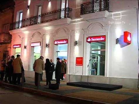 Banco Santander Inauguró sus sucursal número 44 y lo hizo ...