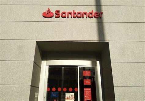 Banco Santander inicia este viernes el cierre de oficinas ...