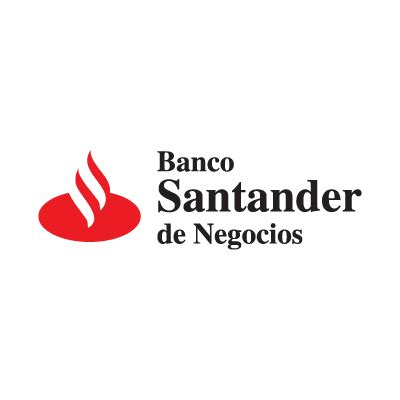 Banco Santander logo vector in  .EPS, .AI, .CDR  free download